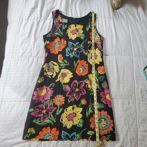 Size 10 silky mini dress by rabbit rabbit rabbit